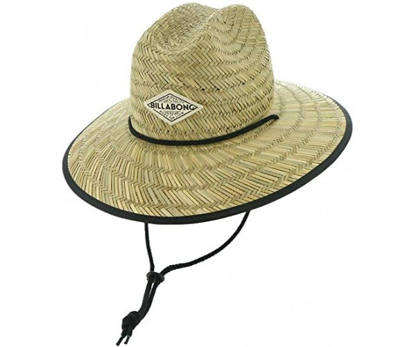 Billabong Women's Tipton Straw Hat Black/Mint