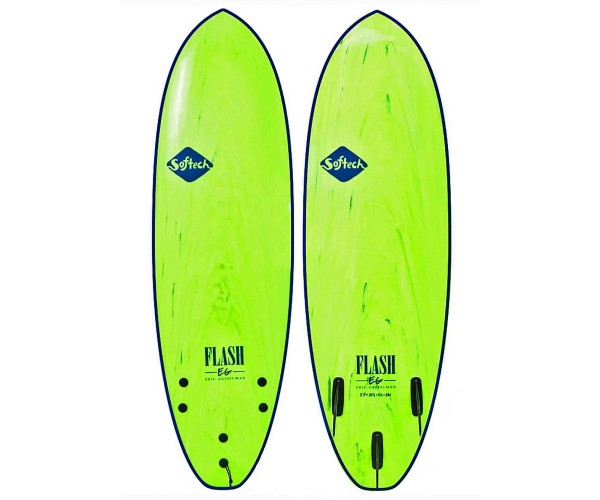 Softech Eric Geiselman Flash 6'0'' Green Marble