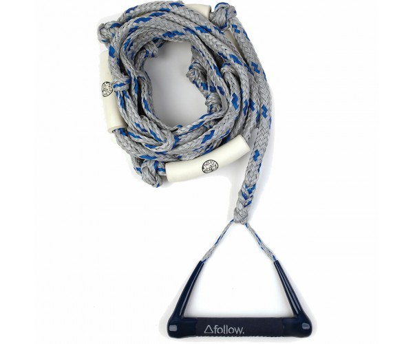 Follow Surf Rope Package Blue