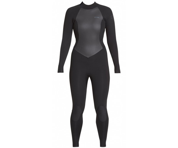 Xcel Women's Axis Fullsuit 3/2 Black