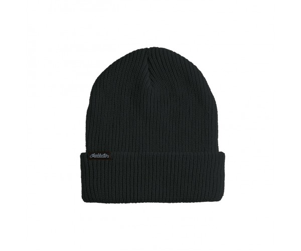 Airblaster (Youth) Commodity Beanie Black