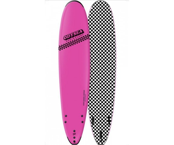 Catch Surf Odysea Log 9' Surf Camp Hot Pink