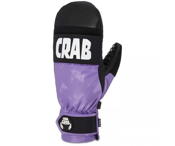 Crab Grab Punch Mitts Baby Violet