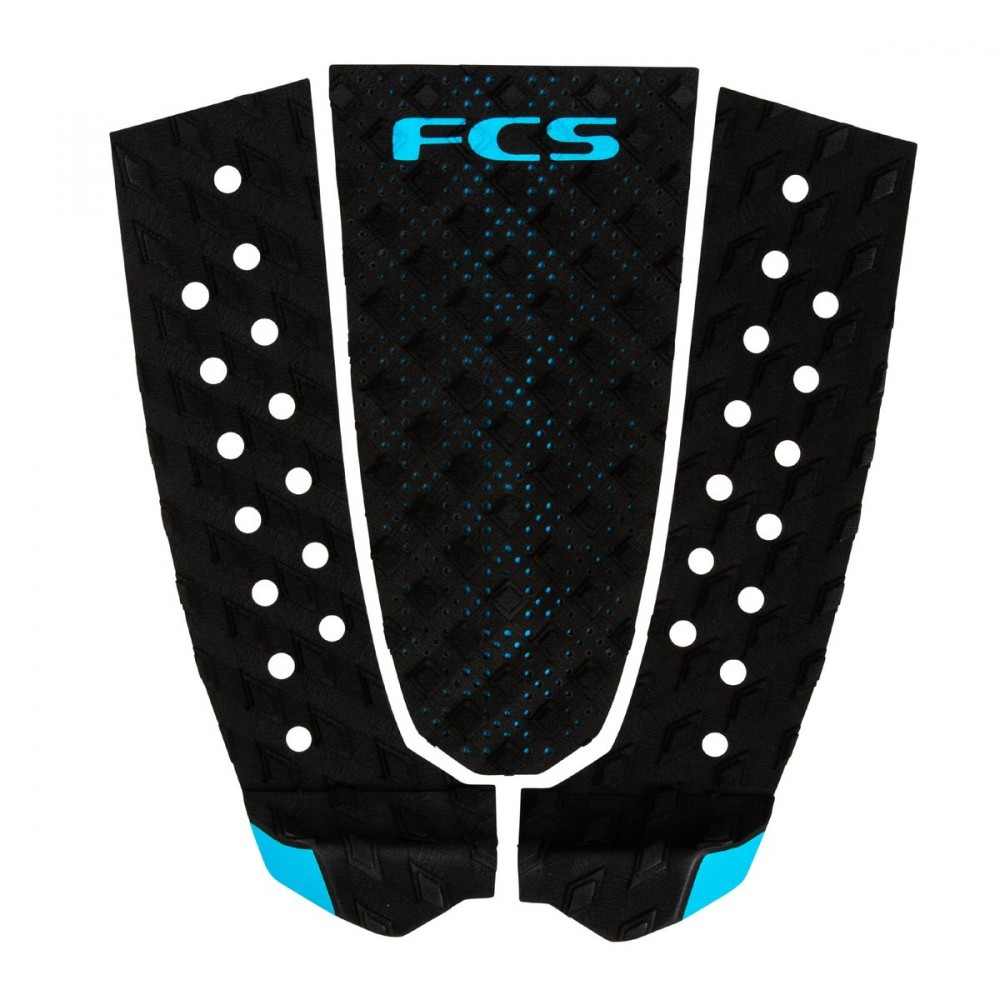 FCS T-3 Traction Black/Blue
