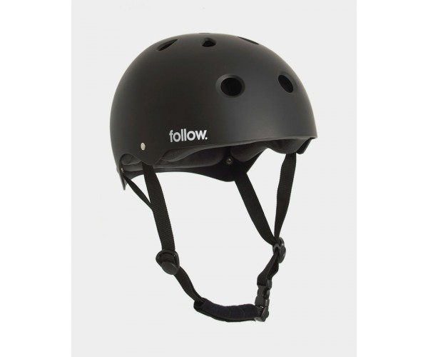 Follow Safety First Black