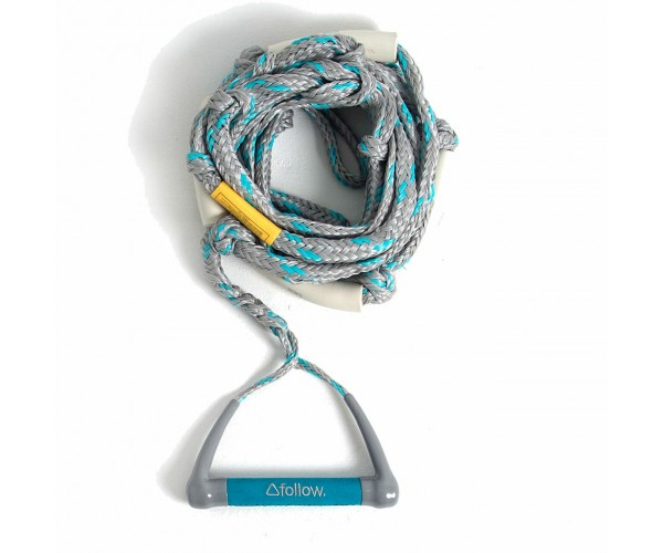 Follow Surf Rope Package Teal