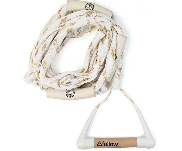 Follow Surf Rope Package White