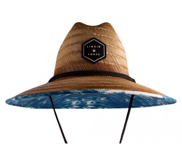 Liquid Force All Day Straw Sun Hat