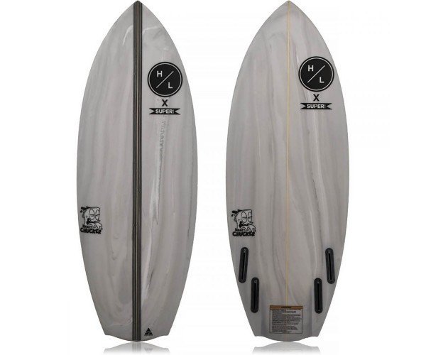 Hyperlite / Superbrand Bucket Chucker 5'0''