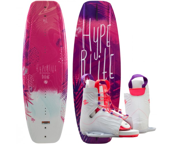 Hyperlite Divine 134 2019 / Allure OSFA Package