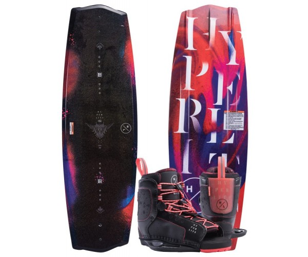 Hyperlite Eden 130 2019 BLEM / Jinx 4-8.5 Package