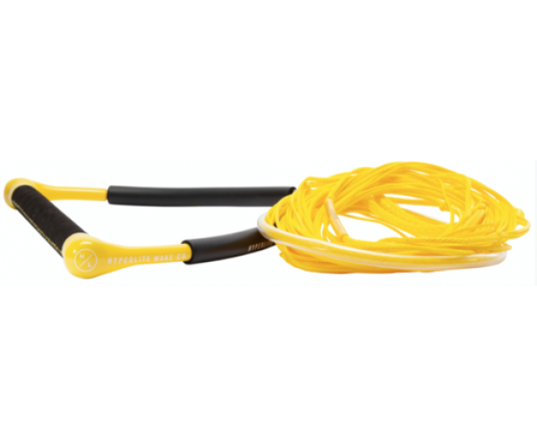 Hyperlite CG Handle W/ Maxim Mainline 70' Yellow