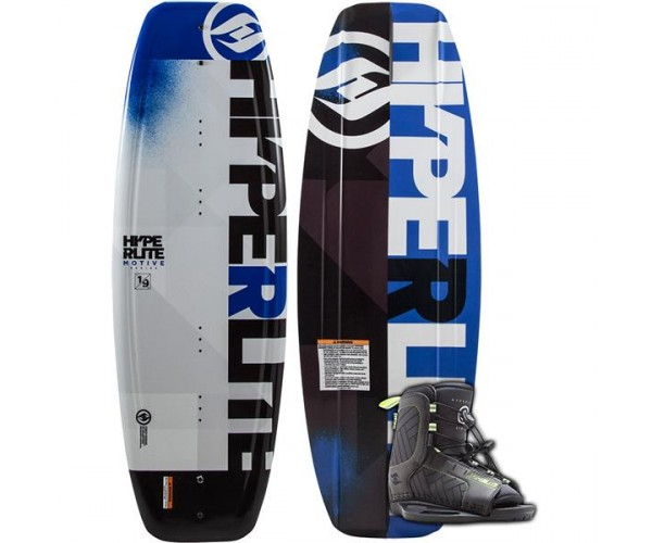 Hyperlite Motive 119 Jr 2018 / Remix K12-2 Package
