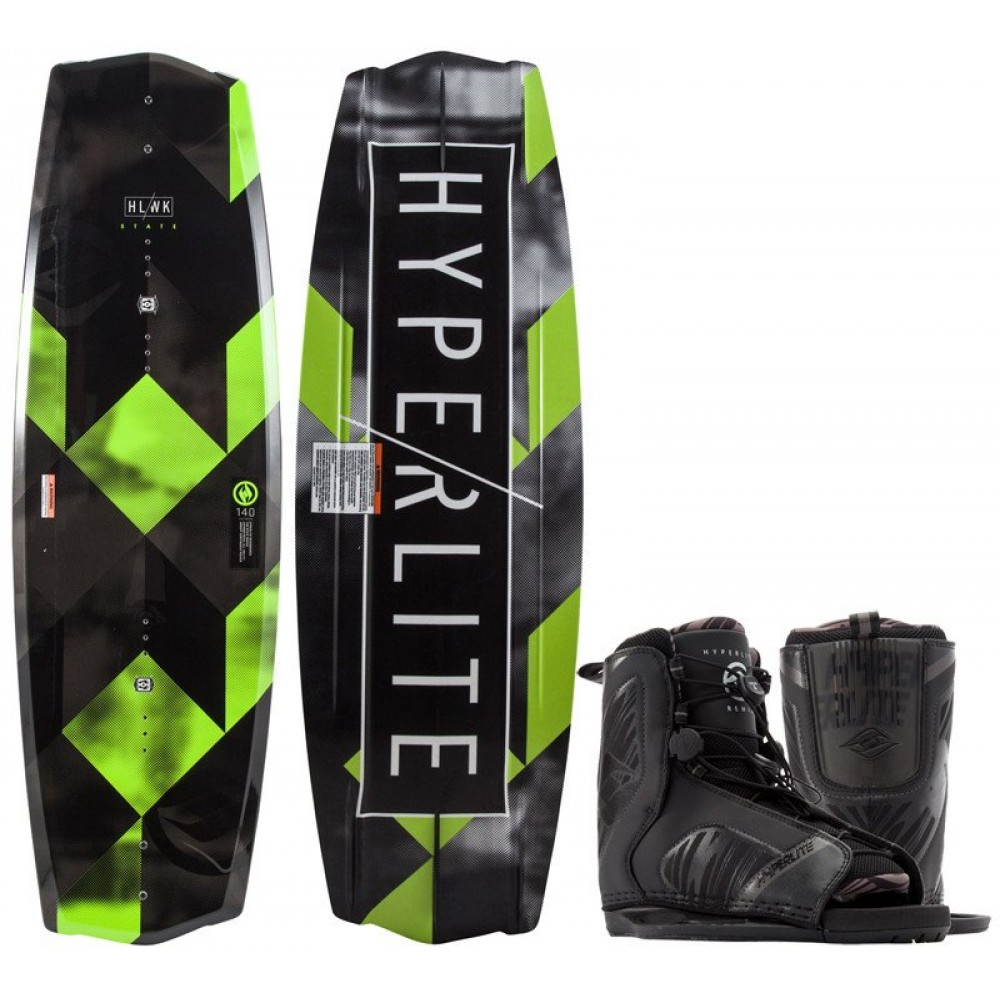 Hyperlite State 2.0 130 2018 / Remix 4-8 Package