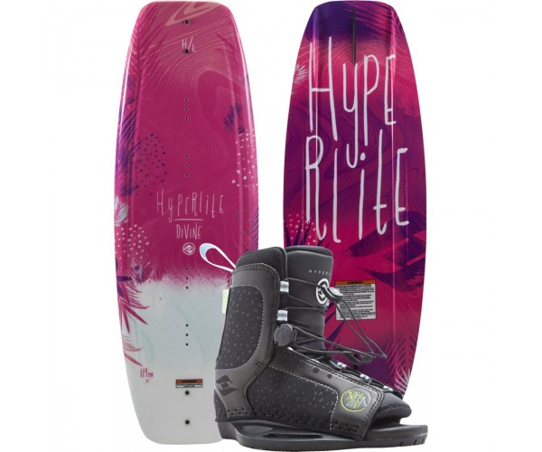 Hyperlite Divine 119 Jr 2018 / Jinx K12-2 Package