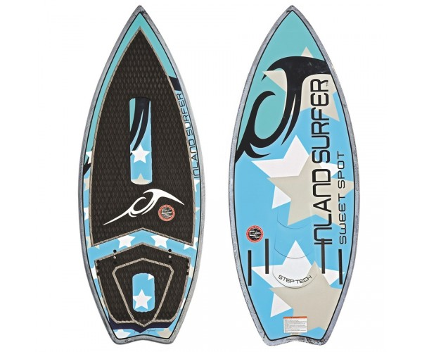 Inland Surfer Sweet Spot 4'8'' Blue
