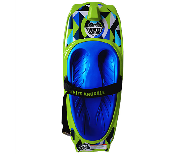 White Knuckle Kneeboard + Free Water ski Rope