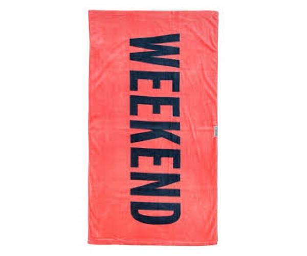 Leus Week End Surf Towel