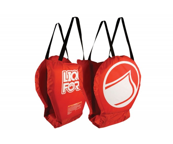 Liquid Force Party Float Red