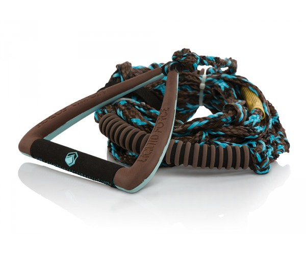 Liquid Force 9'' Ultra Suede Handle Surf Rope
