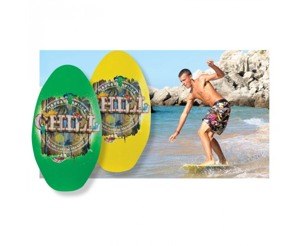 Margaritaville Chill 35'' Wood Skim board