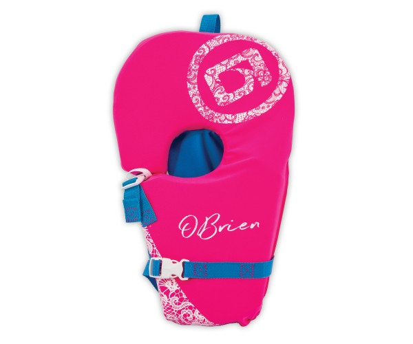 O'Brien Baby Safe Pink