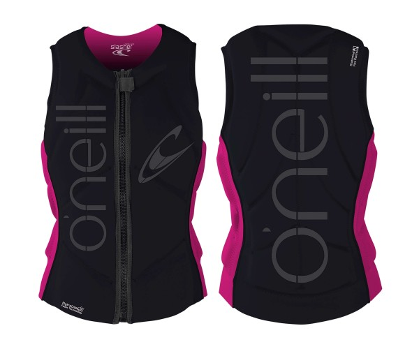 O'Neill Ladies Slasher Glide Black/Berry