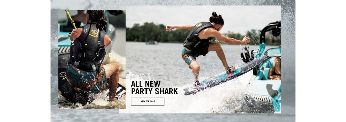 hyperlite party shark