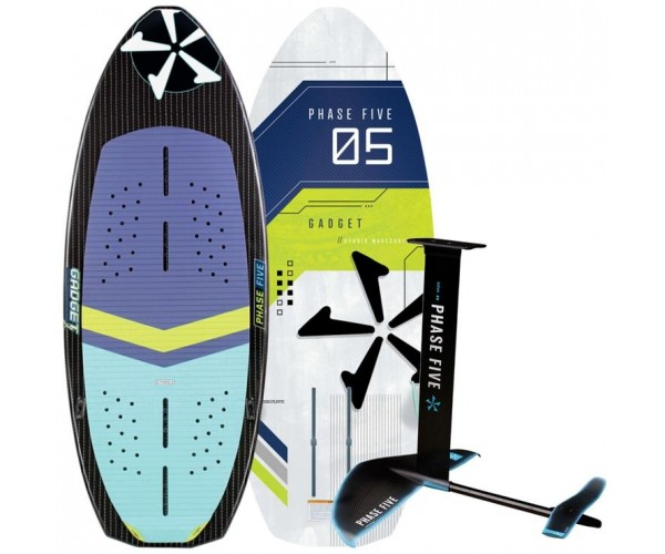Phase 5 Gadget Hybrid Wakefoil Package
