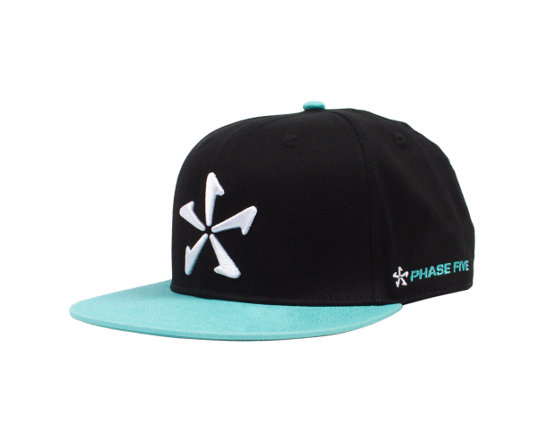 Phase 5 Prop Snapback Mint