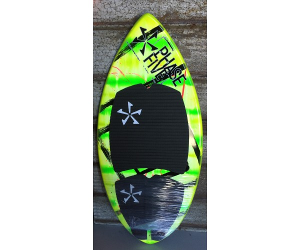 Phase 5 Scamp 45'' Green/Black
