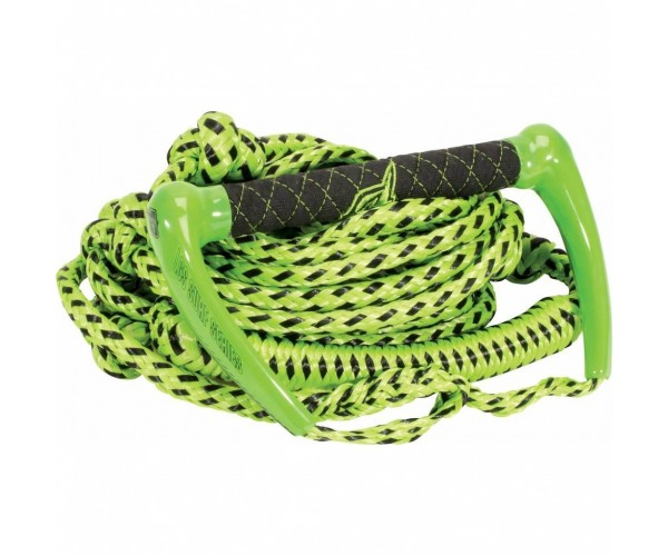 Proline Lgs 25FT Bungee Surf Rope Green