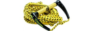 Proline Lgs 25FT Bungee Surf Rope Yellow