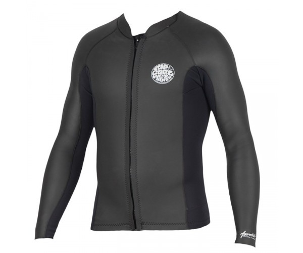 Ripcurl Aggrolite 1.5 mm Front zip Jacket