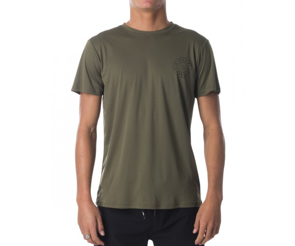 Rip curl Compass Rash Guard Khaki
