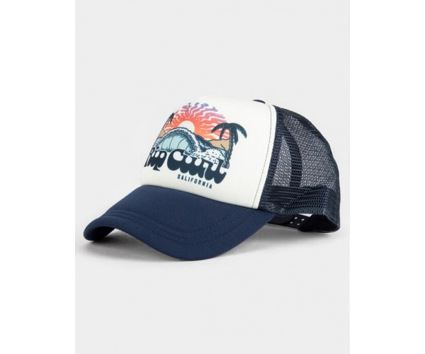 Rip curl Breaking Waves Trucker Hat