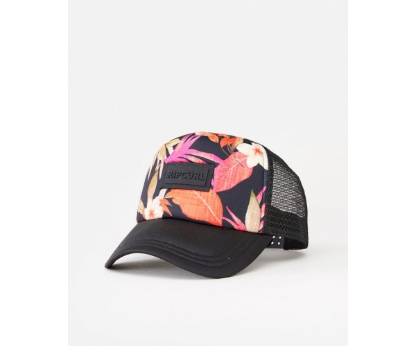 Rip curl North Shore Trucker Hat Black