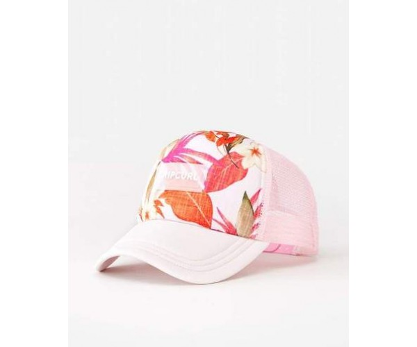 Rip curl North Shore Trucker Hat Light Pink
