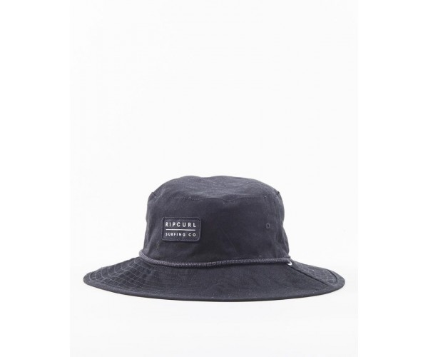 Rip curl Revo Valley Mid Brim Hat Black 2