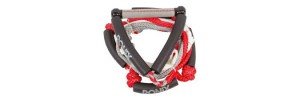 Ronix Bungee Surf Rope Red
