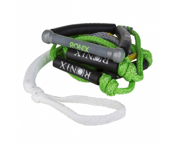 Ronix Bungee Surf Rope Green