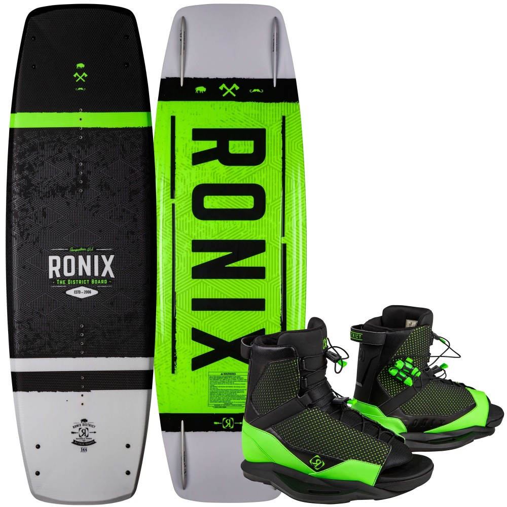 Ronix District 138 2020 / District 7.5-11.5 Package