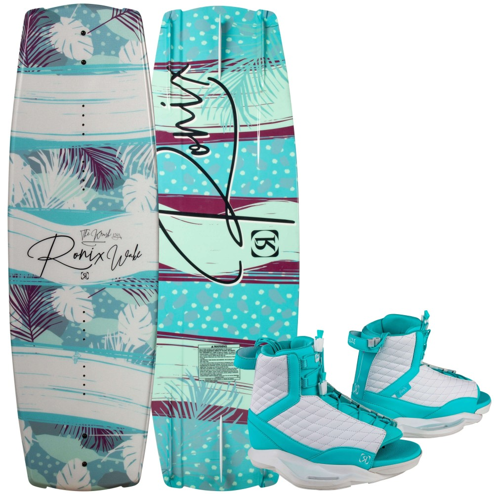 Ronix Krush 134 2020 / Luxe 8-10.5 Package