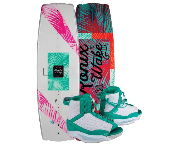 Ronix Krush 128 2019 / Luxe 6-8.5 Package