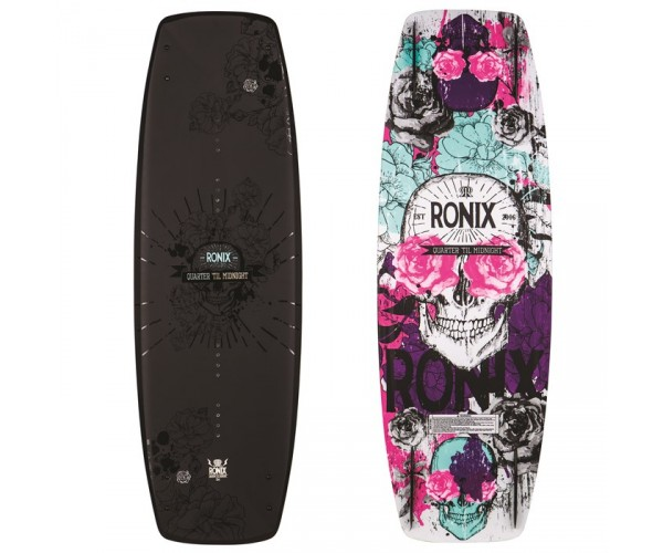Ronix Quarter Til Midnight  129 Black/Pink