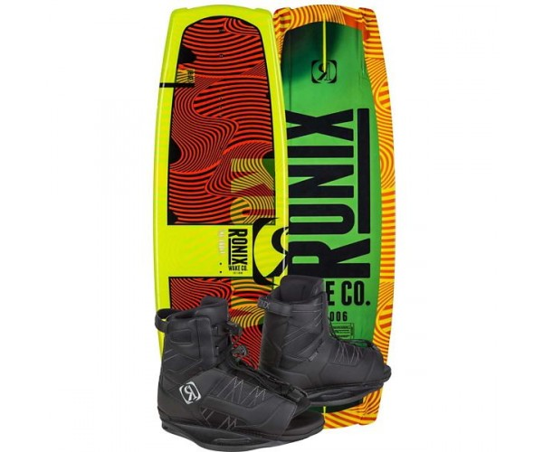 Ronix Vault 128 Yellow/Green / Divide 5-8.5 Package