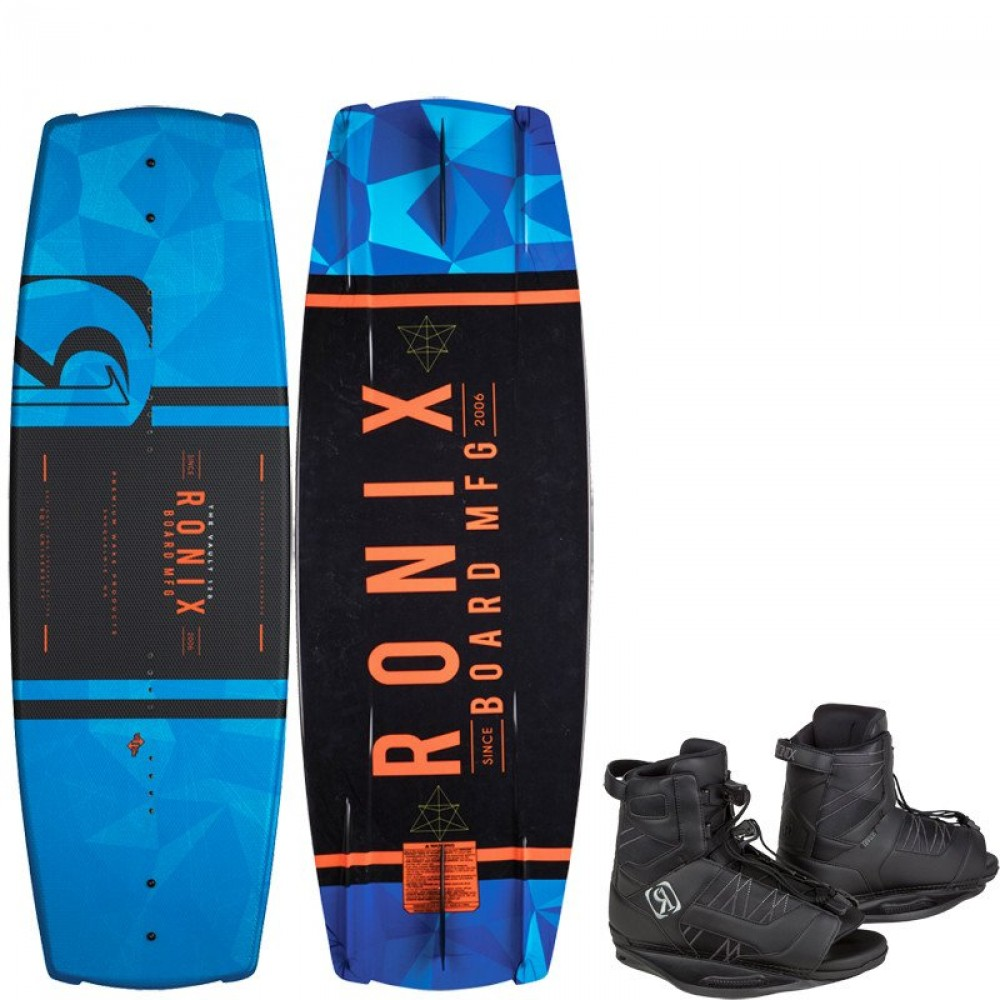 Ronix Vault 128 2018 / Divide 5-8.5 Package