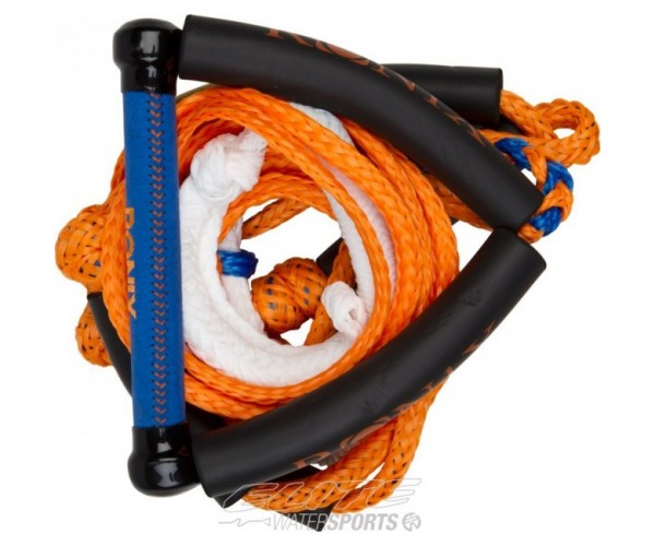 Ronix Bungee Surf Rope Orange