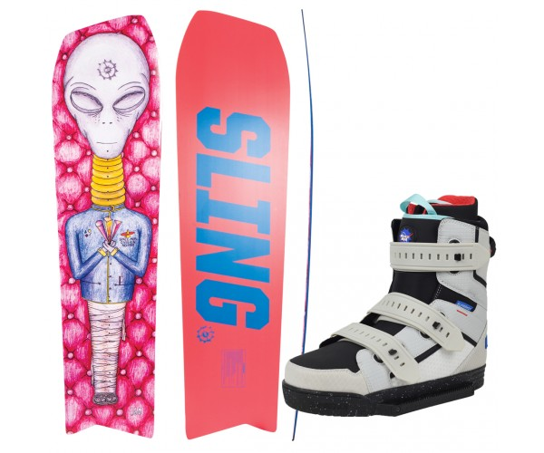 Slingshot Space Mob Directional 2020 / Space Mob 10 Package