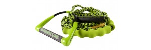 Straightline Hydratak Surf Rope Green